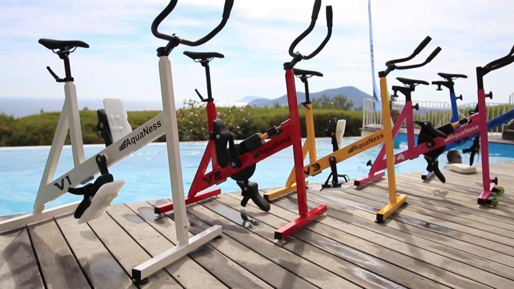 vélos de piscine Aquabike 4