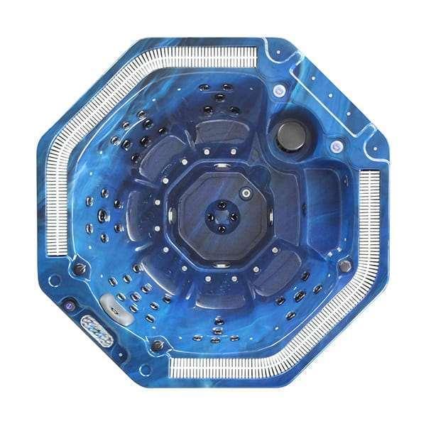 Octagonal Jacuzzi Extérieur